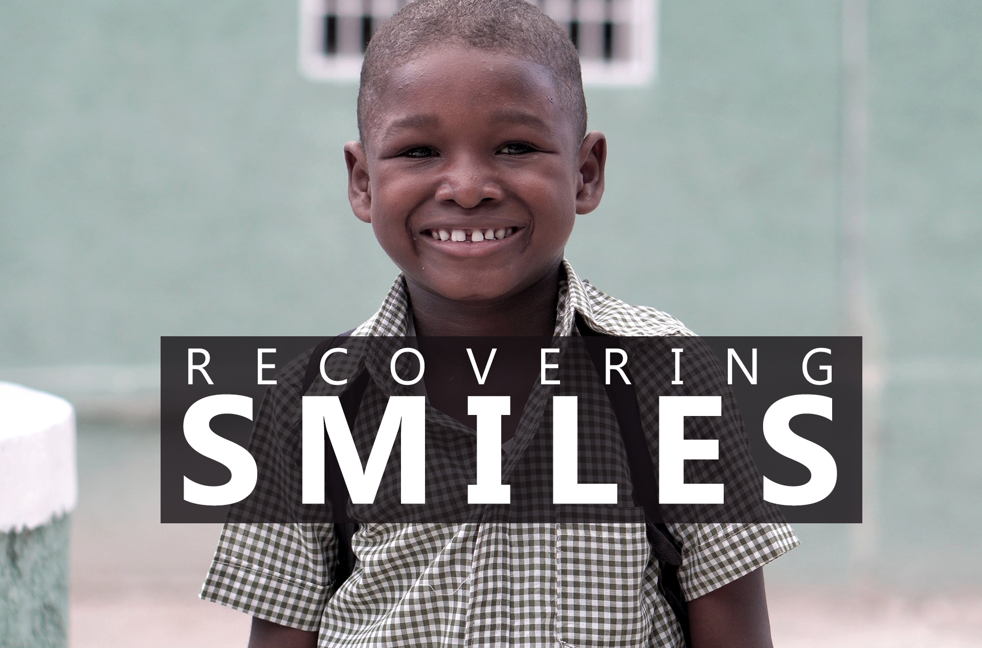 RECOVERING SMILES